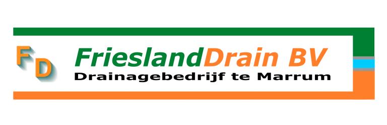 logo friesland drain